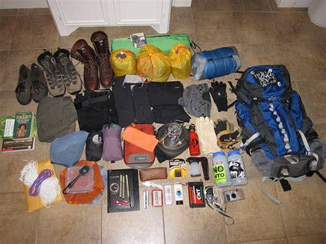hiking gear it s a story a metaphor about finding shelter from storms of