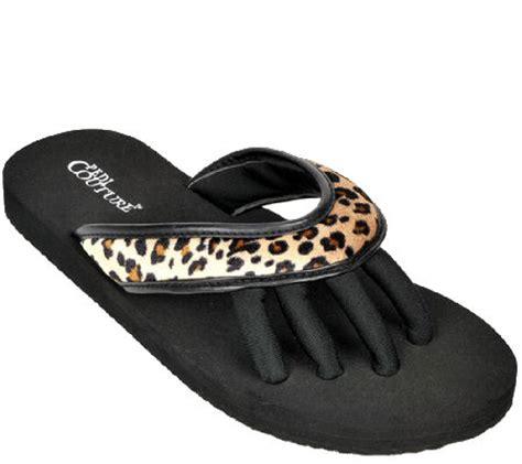 pedi couture sandals pedi couture on the go pedicure sandal qvc