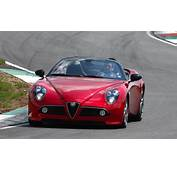 World Model Cars Alfa Romeo 8c
