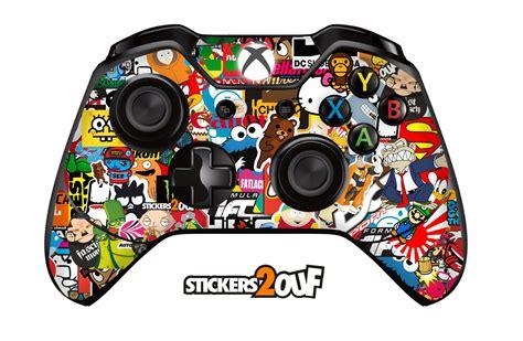 Stickers Pour Xbox One S by Skin Bomb Xbox One Microsoft