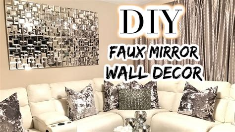 dollar tree diy home decor dollar tree diy faux mirror the best diy home decor