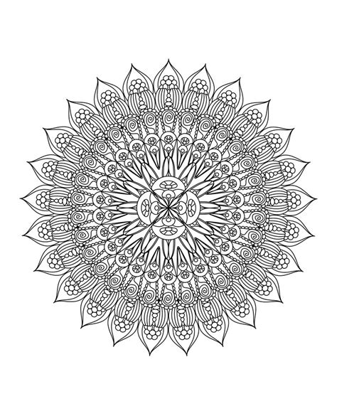 mandala muses a highly detailed coloring book books this mandala coloring book for grown ups is the creative s