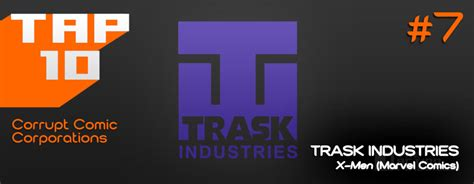 Kaos X Trask Industries Logo trask industries logo www imgkid the image kid has it