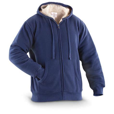 Jaket Sweater Hoodie For Persija Hoodie weatherproof 174 vintage sherpa lined fleece hoodie 296553 sweatshirts hoodies at sportsman s