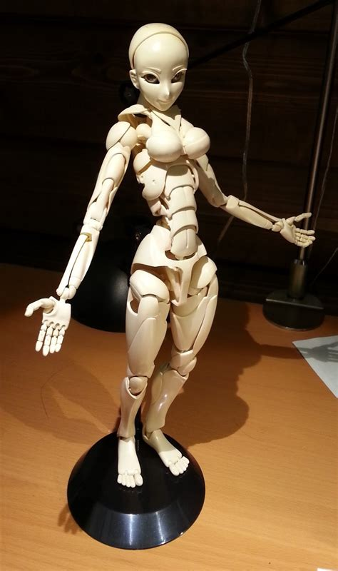 figure open or not open source figure with 70 points of articulation