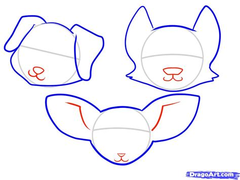 puppies to draw how to draw dogs for step by step animals for