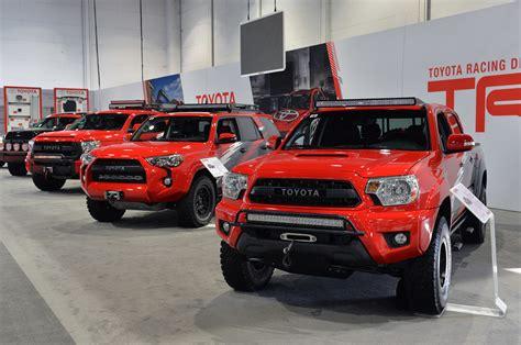 Toyota Trd Pro Truck Toyota Trd Pro Trucks Sema 2014 Photo Gallery