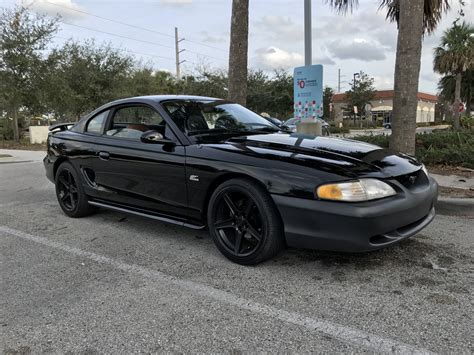 1994 Mustang Gt Auto Quarter Mile by Ford Mustang V6 0 60 2018 2019 New Car Reviews By