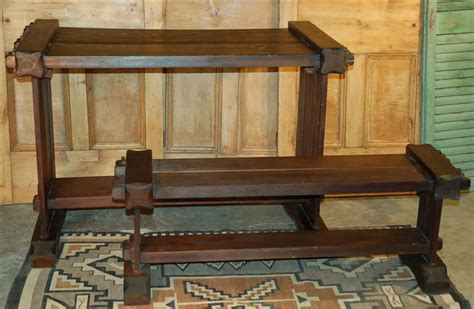 trestle table with bench antique trestle table with bench