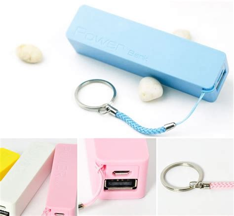 Samsung Battery Cell 2600mah Perfume Mobile Powerbank Power Bank 2016 new products keychain mobile emergency charger