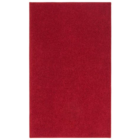 red accent rug nance carpet and rug ourspace red 4 ft x 6 ft bright