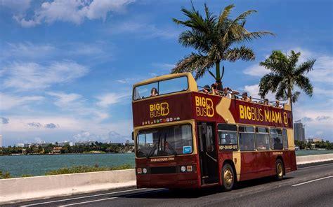 Miami Top 1 miami tours hop on hop miami big tours