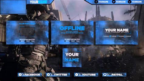 youtube banner twitch banner twitter header avatar