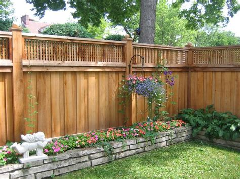Design For Lattice Fence Ideas Cool Lattice Fence Designs To Get Lattice Fence Design Ideas From Decohoms