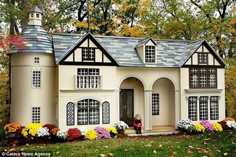 mini mansions houses a lilliput homes childrens mansion a mini mansion for