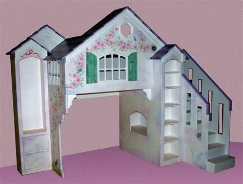 Playhouse Bunk Beds Bunk Bed Playhouse Purple Playhouse Bunk Bed In White By Maxtrix 700 1 White Custom Playhouse