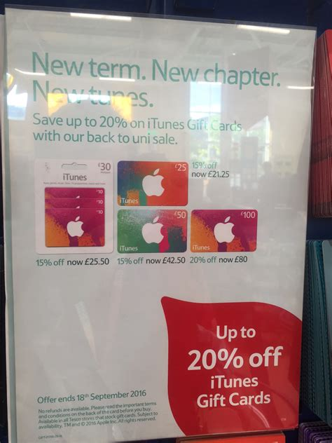 Can You Return An Itunes Gift Card To Walgreens - tesco discount itunes cards return economy class beyond