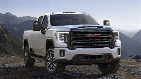 When Will 2020 Gmc 2500 Be Available by Gmc Gmc Raises 2020 Hd Trailering Ability And