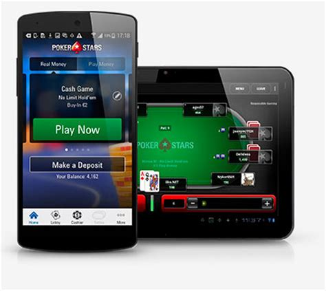 pokerstars mobile android pokerstars mobile application de pour iphone