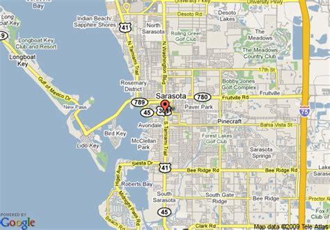 where is sarasota florida located on the map howard johnson inn sarasota fl sarasota deals see hotel