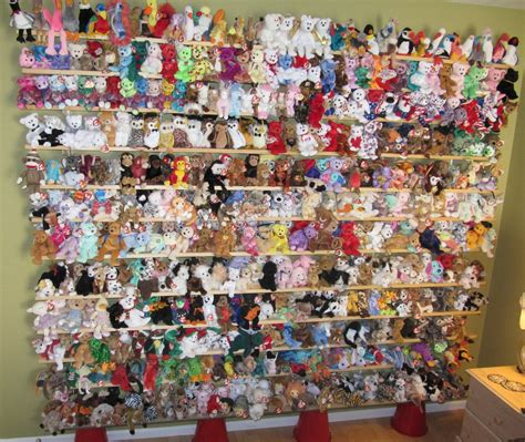 awesome things 90s loved to collect beanie babies
