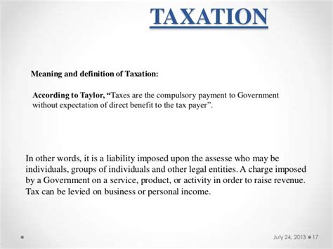 Mba Taxation Uk by What Is Value Added Activity Definition And Meaning