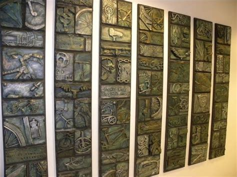 ceramic wall mural misson schools ceramic wall murals mur l ideas ceramics murals and industrial