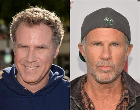 red hot chili peppers chad smith will ferrell to take on chili peppers smith in drum