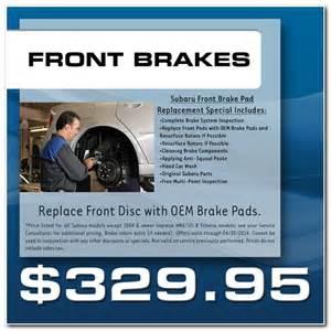 Subaru Student Discount Subaru Service Coupons Car Repair Maintenance Discount