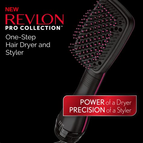 Revlon Hair Styler Dryer by Salon Quality Results With The New Revlon One Step Hair