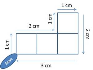 measuring shapes perimeter and area worksheet from edplace