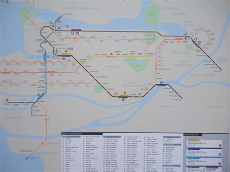 canada skytrain map commercial stn vancouver savvy