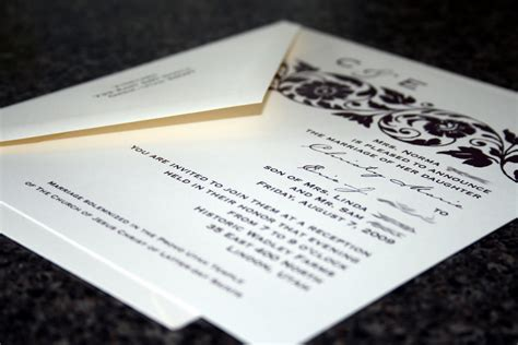 how to save on postage for wedding invitations wedding invitation save money on the postage of