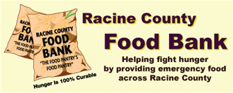 Food Pantry Racine Wi racine county food bank foodpantries org