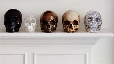 Skull Decorations For The Home 5 Stylish Ways To Decorate With Skulls