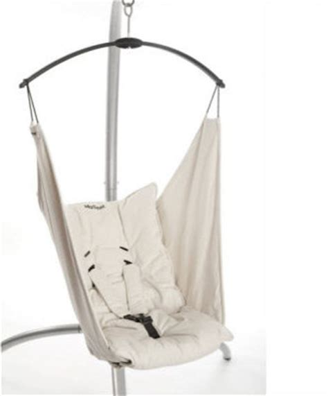 organic baby swing organic myseat in natural modern baby swings and