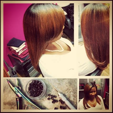 what hair is used for braidless sew in braidless beaded sew in yelp