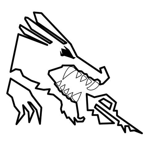 ninjago dragons coloring pages az coloring pages