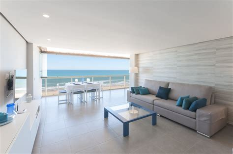 apartamentos en playa de gandia  ag bermudas  premium