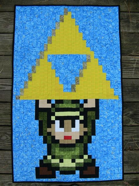 zelda quilt pattern 17 best images about 8 bit pixel y stuff on pinterest