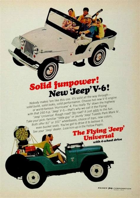 vintage jeep ad 37 best i think i ve been jeepified images on pinterest