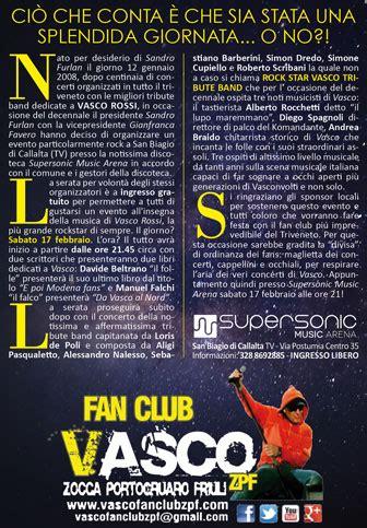 vasco fan club concerto vasco fan club zpf vasco tribute a san