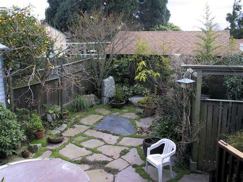 pictures of backyard gardens backyard wide