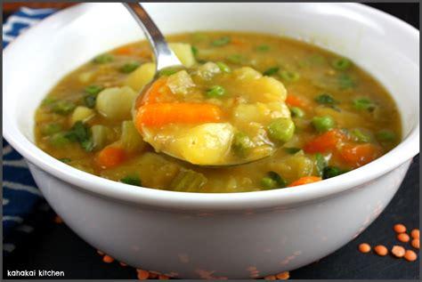 Soups On Soup by Kahakai Kitchen Mulligatawny Soup Made Vegan For Souper