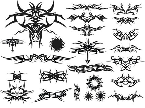 pattern tattoo vector templates vector graphics blog page 39