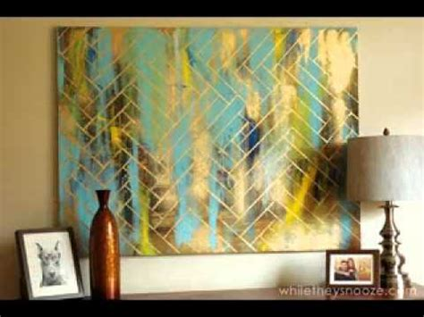 Painting Handmade - diy canvas painting ideas
