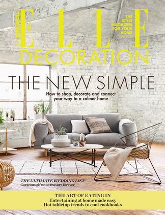 elle decoration magazine subscription isubscribe co uk elle decoration uk magazine subscription isubscribe