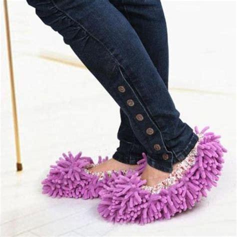 novelty house shoes aliexpress com buy jj059 house women s men s novelty dust mop slippers sock