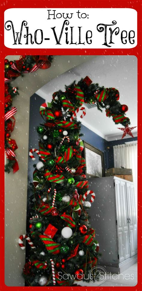 hooville christmas tree for sale how to make a who ville tree grinch holidays and grinch