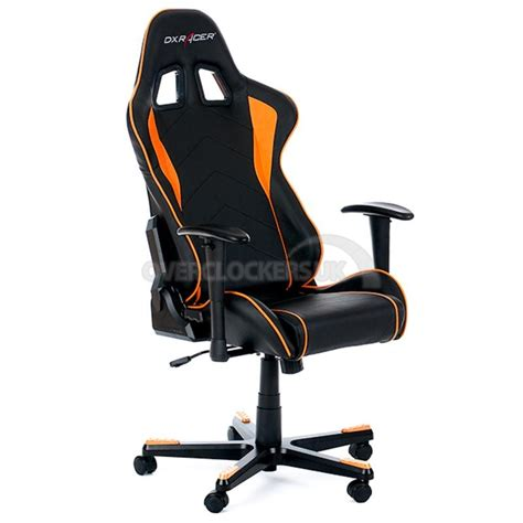dxracer formula series gaming chair orange oh fe08 no ocuk